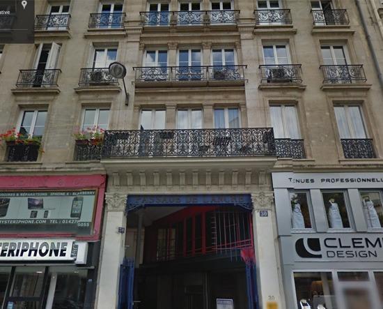 Campus Paris Institut G4