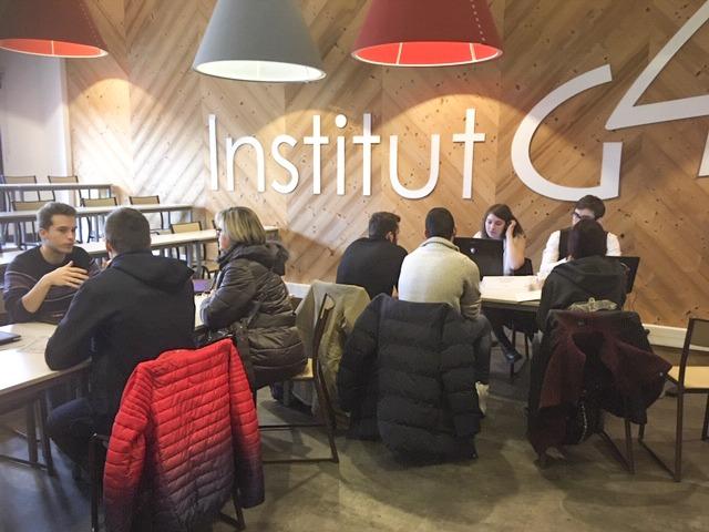 Journée Portes Ouvertes à L'Institut G4 26 janvier 2019