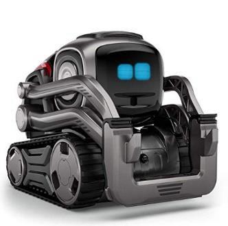 romain bobiere - cozmo robot intelligent