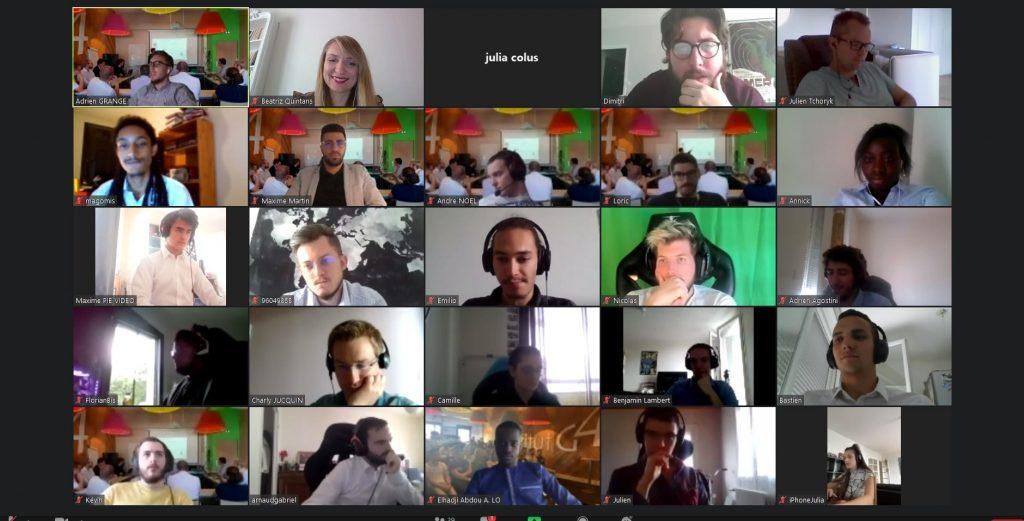 e-learning Institut G4 durant Coronavirus