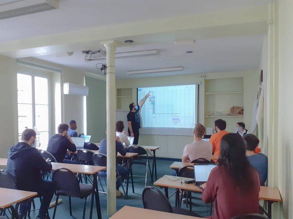 SIM GAME Institut G4 Paris 2020-2021