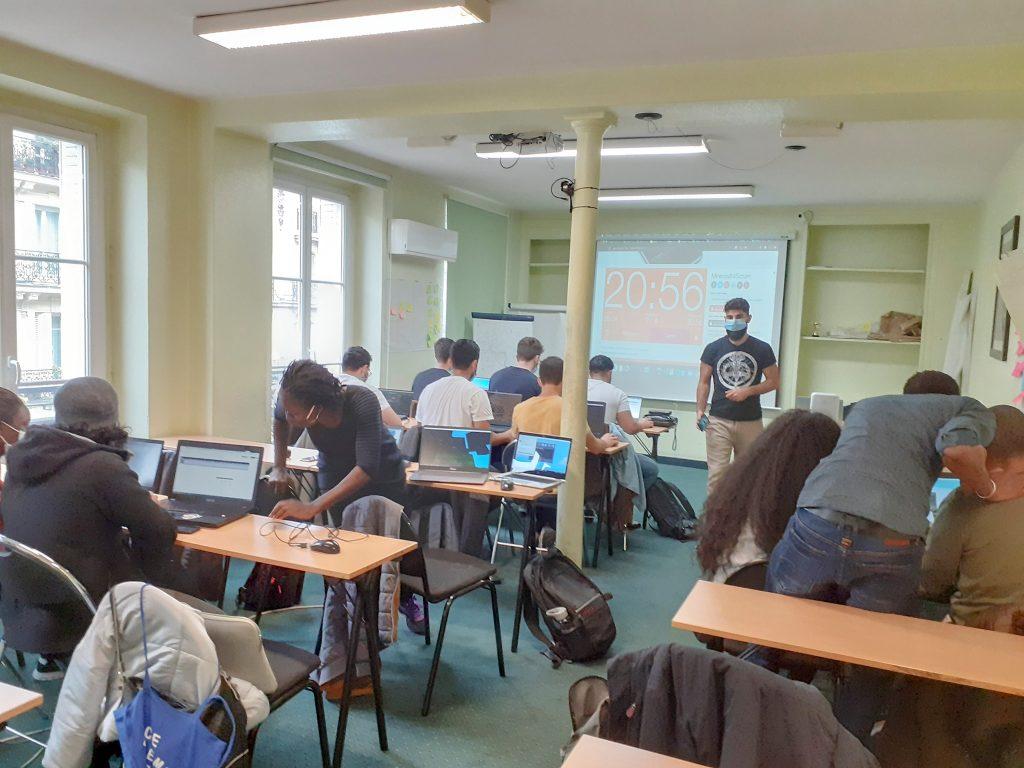 INSTITUT-G4-LANCEMENT-TECH GAME-2020-2021-PARIS
