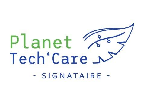 Institut G' signataire de Planet Tech'Care