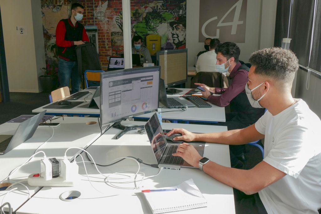 Speed Coding 2021 en présentiel à Institut G4 Marseille