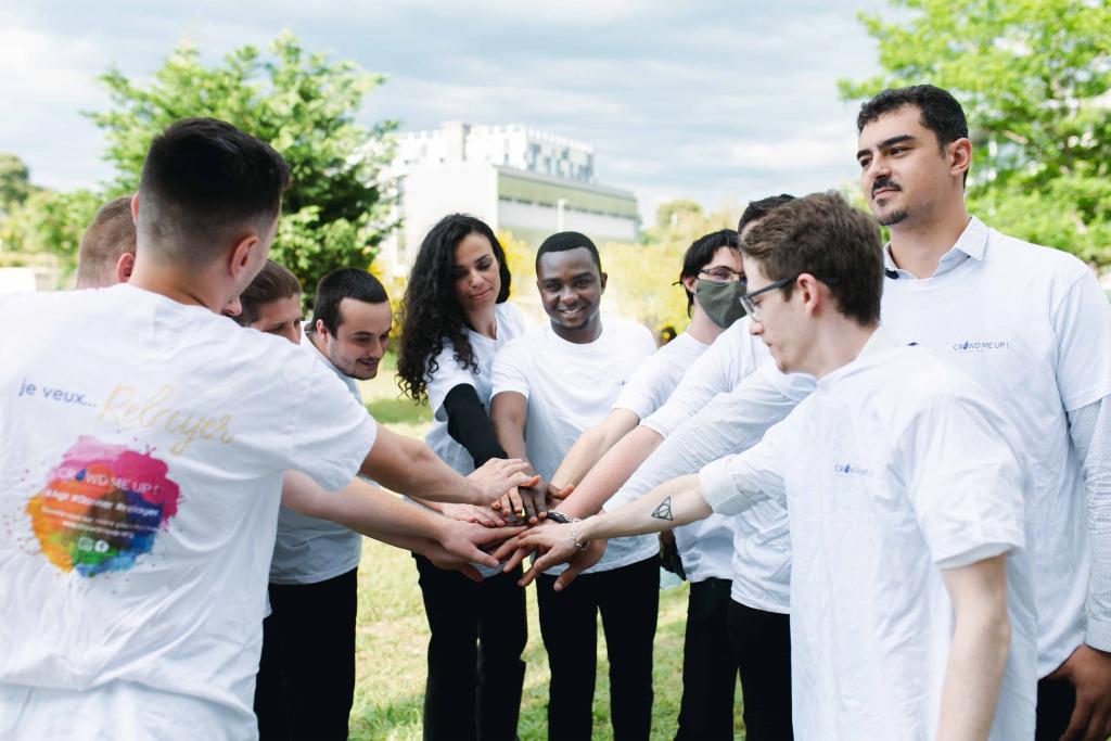 Institut G4 Marseille : Projet d'une Plateforme Web crowdfunding pour le monde associatif